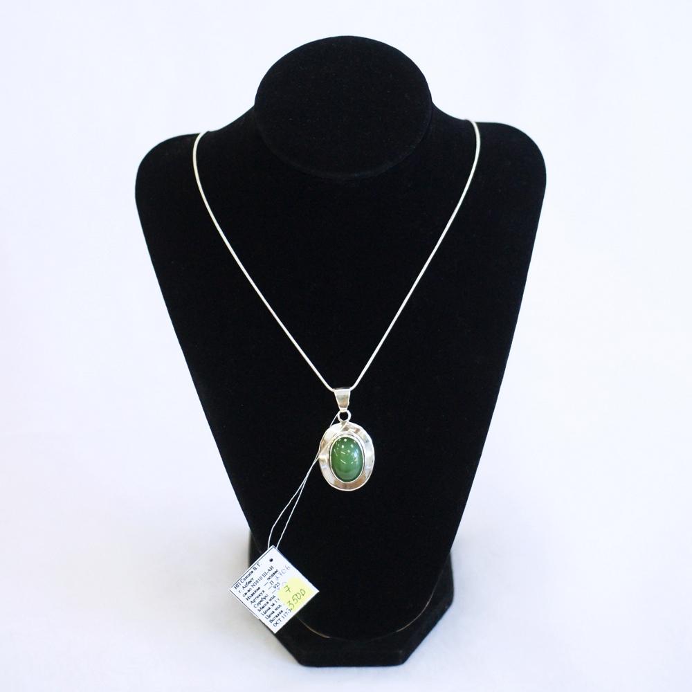 Кулониз ярко-зеленогонефрита всеребре