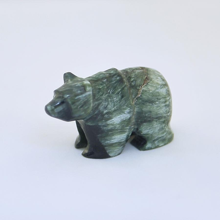 Медвежонок из серафинита