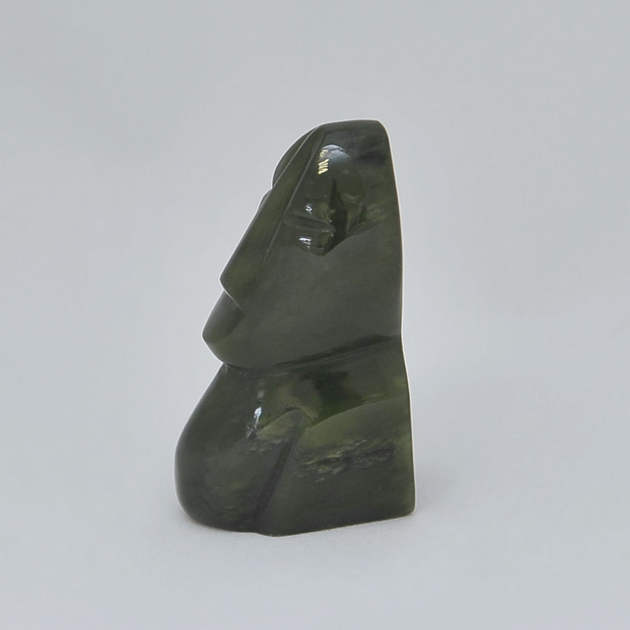 Идол из зеленогонефрита